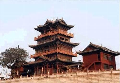 中国历史文化名镇----四川省宜宾市翠屏区李庄镇